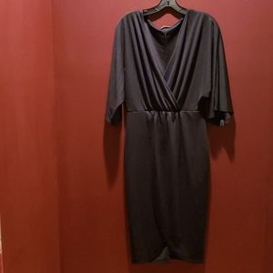 Great Black Kimono Style Dress